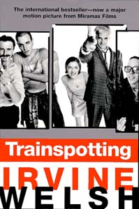 Trainspotting US cover