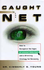 Caught In The Net book cover
