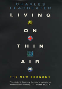 Living On Thin Air - Charles Leadbeater