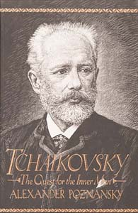 Tchaikovsky book cover