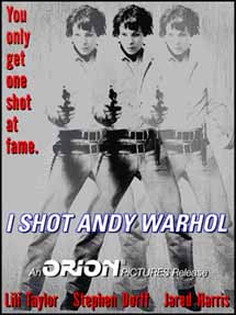 I Shot Andy Warhol pic