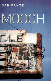 Mooch by Dan Fante cover