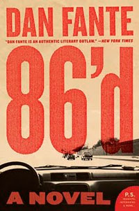 Cover of 86d by Dan Fante