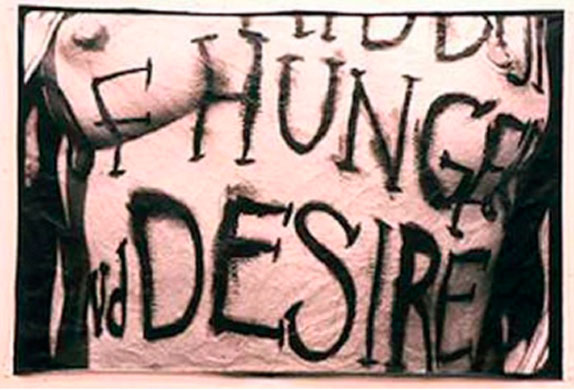 Lesley Dill Hunger and Desire