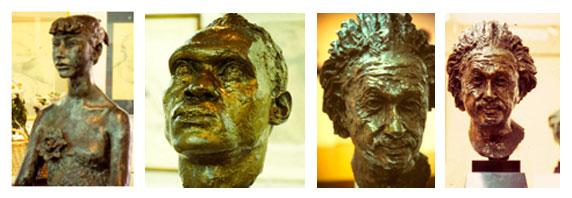 Epstein busts