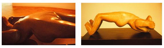 Epstein's Elemental carvings
